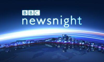 BBC Newsnight Logo
