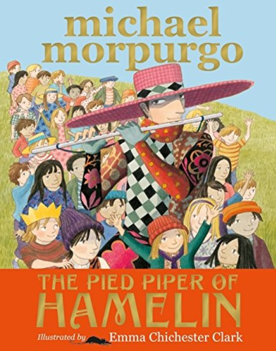 The Pied Piper of Hamelin -