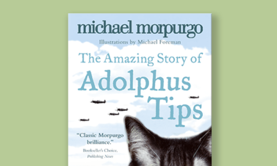 The Amazing Story of Adolphus Tips by Michael Morpurgo Teaching Resources