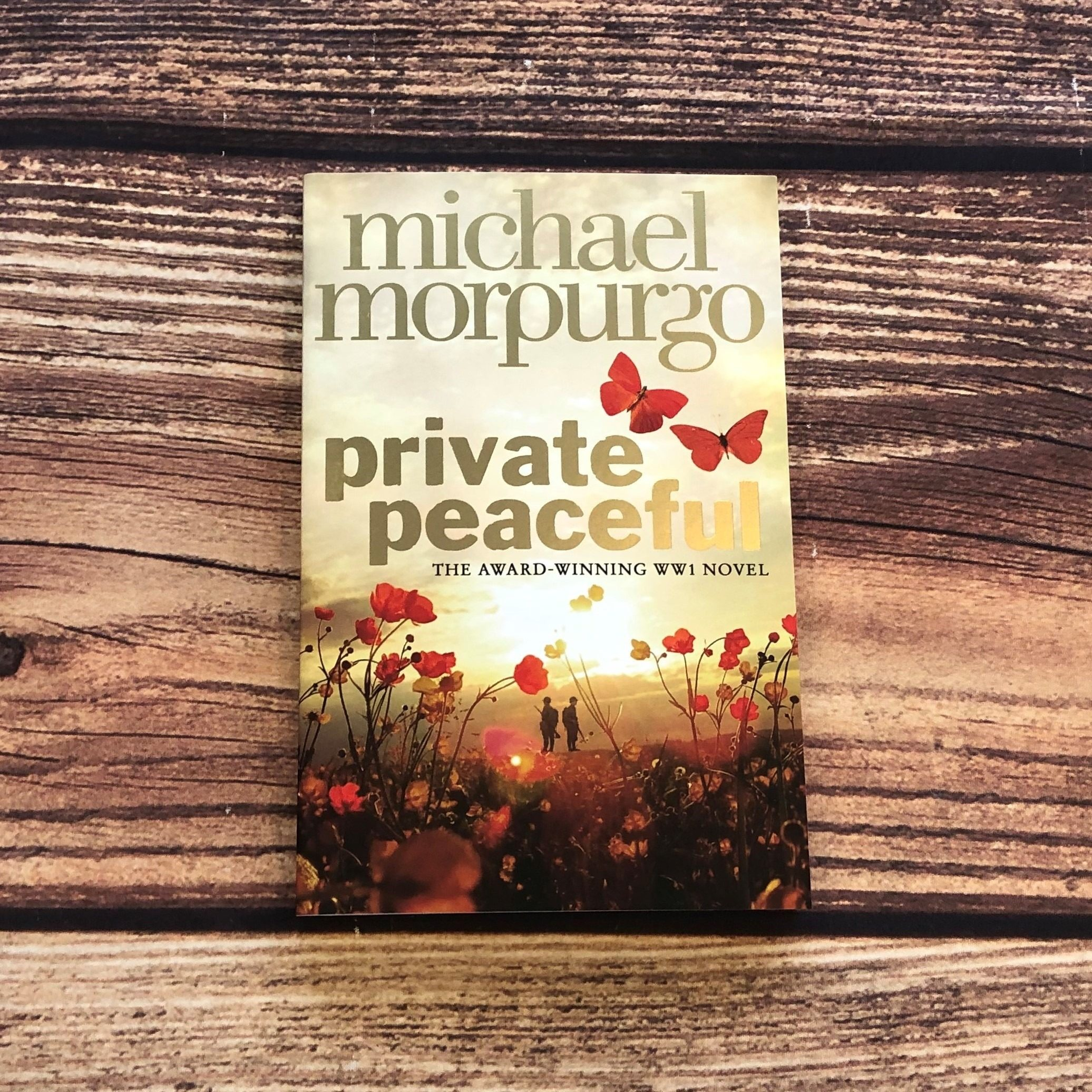 Private Peaceful by Michael Morpurgo: Teaching Resources