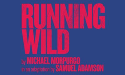 Running Wild by Michael Morpurgo Adapted by Samuel Adamson poster