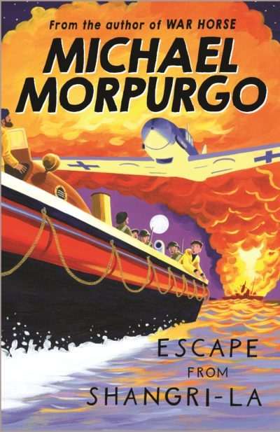 Escape from Shangri-La -