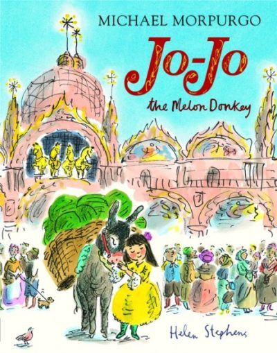 Jo-Jo the Melon Donkey -