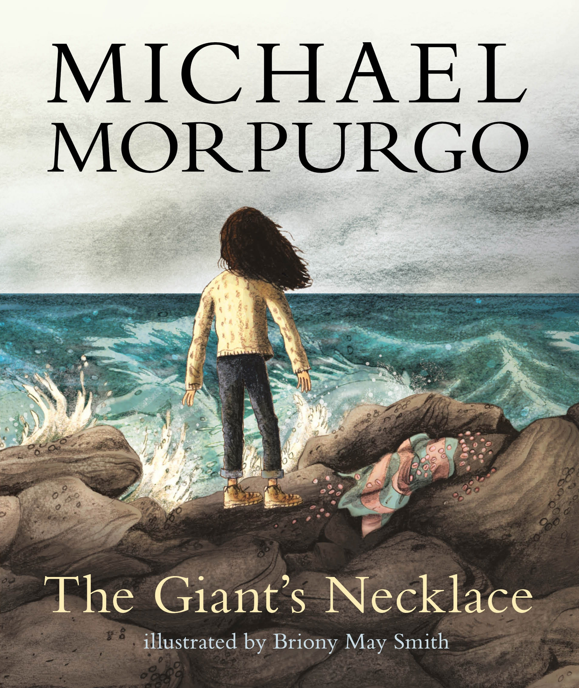 The Giant's Necklace - a thrilling ghost story from Michael Morpurgo