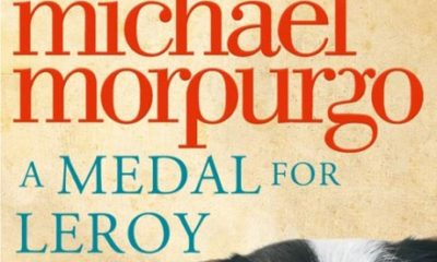 Cover of A Medal for Leroy by Michael Morpurgo illustrated by Michael Foreman