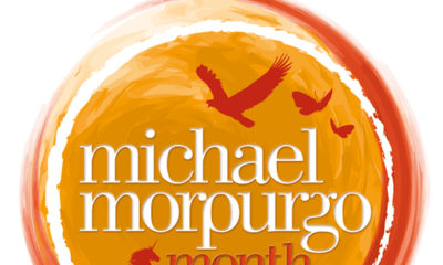 Michael Morpurgo Month Legends Logo
