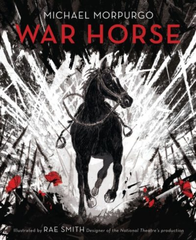 War Horse illustrated by Rae Smith -
