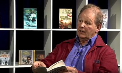 Michael Morpurgo interview about Black History Month