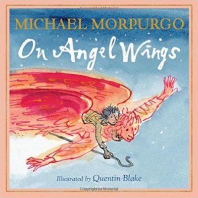 On Angel Wings -
