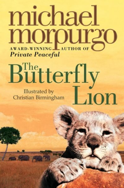 The Butterfly Lion -