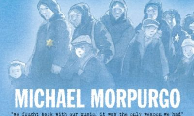 Cover of The Mozart Question by Michael Morpurgo illustrated by Michael Foreman