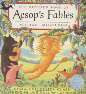 The Orchard Book of Aesop's Fables -
