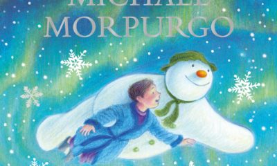 The Snowman by Michael Morpurgo illustrated by Robin Shaw