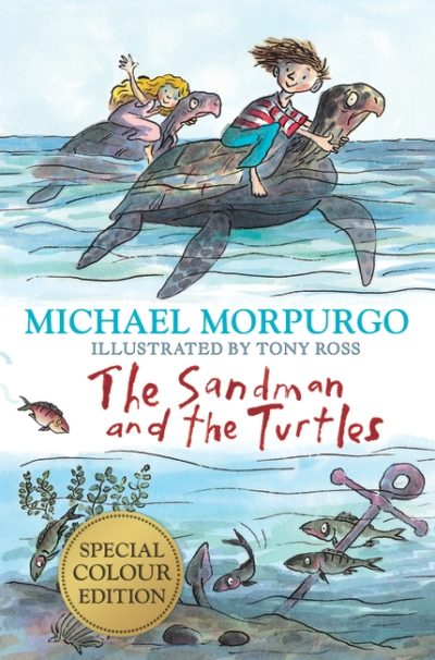 The Sandman and the Turtles -