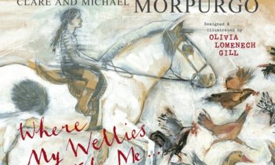 Where My Wellies Take Me by Clare and Michael Morpurgo