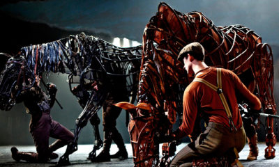 War Horse Production