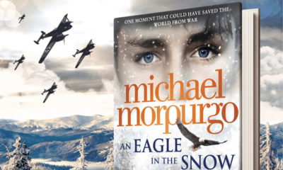 Michael Morpurgo - An Eagle in the Snow - Paperback Release 960x710