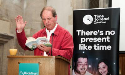 Michael Morpurgo Book Trust Lecture 1 - photo by Joanne O'Brien