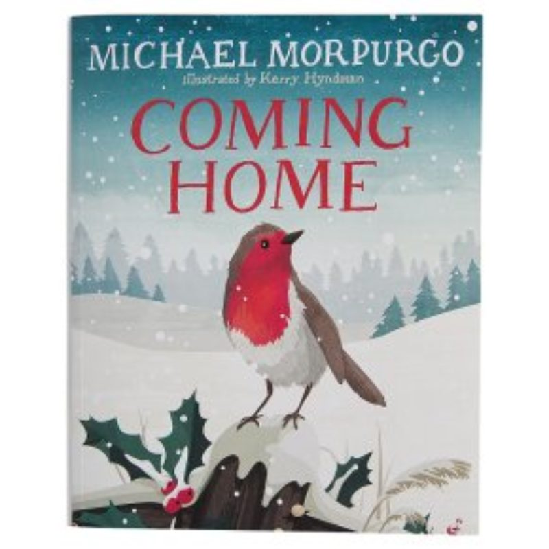 Michael Morpurgo's Christmas Short Story - Coming Home - Michael Morpurgo