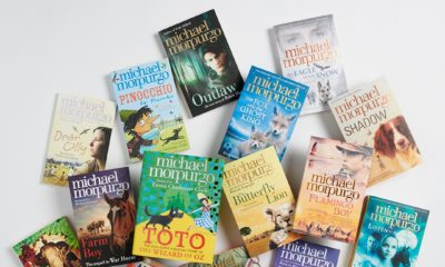 Michael Morpurgo Month books - Competition Prizes