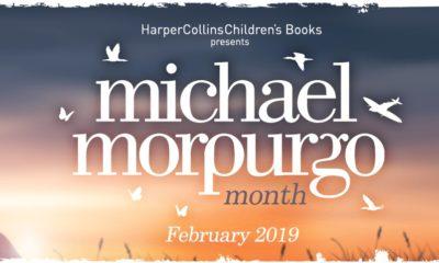 Michael Morpurgo Month 2019 banner