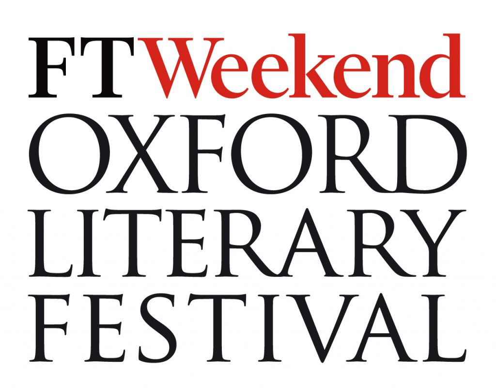 FT Weekend Oxford Literary Festival