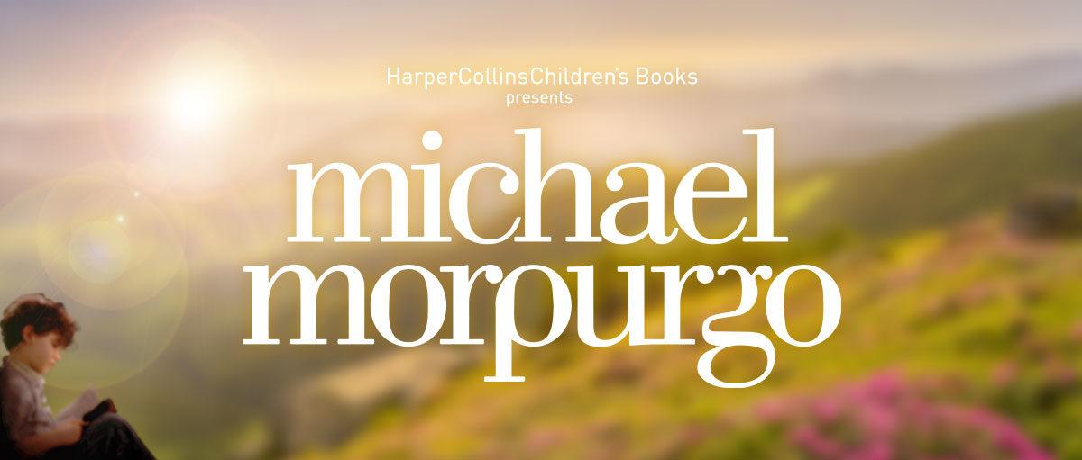 Michael Morpurgo Spring Banner