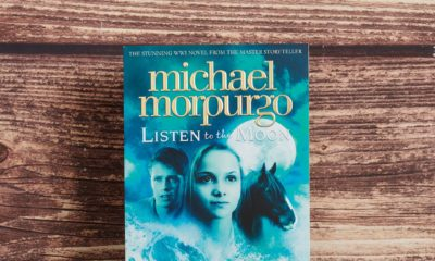 Listen to the Moon by Michael Morpurgo Lifestyle Photography