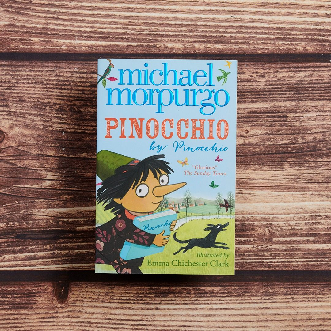 Pinocchio by Michael Morpurgo Lifestyle Photography