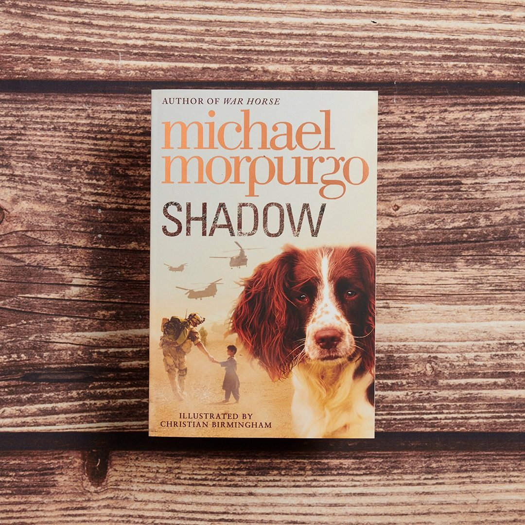 Shadow by Michael Morpurgo Lifestyle Photography