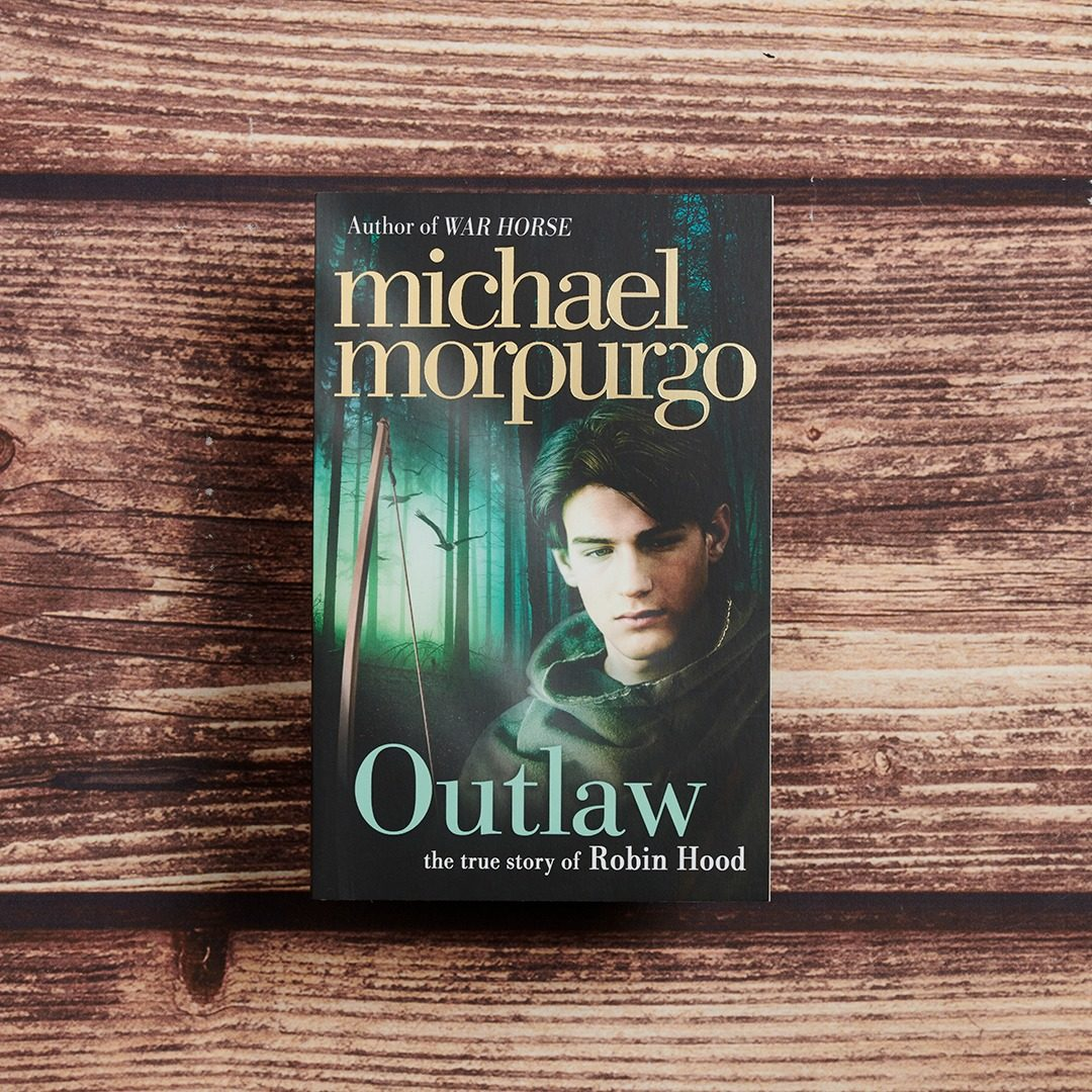 Outlaw by Michael Morpurgo Lifestyle Photography