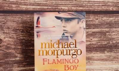 Flamingo Boy by Michael Morpurgo Lifestyle Photography
