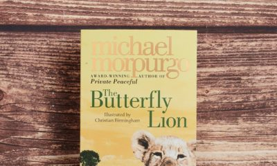 The Butterfly Lion by Michael Morpurgo Lifestyle Photography