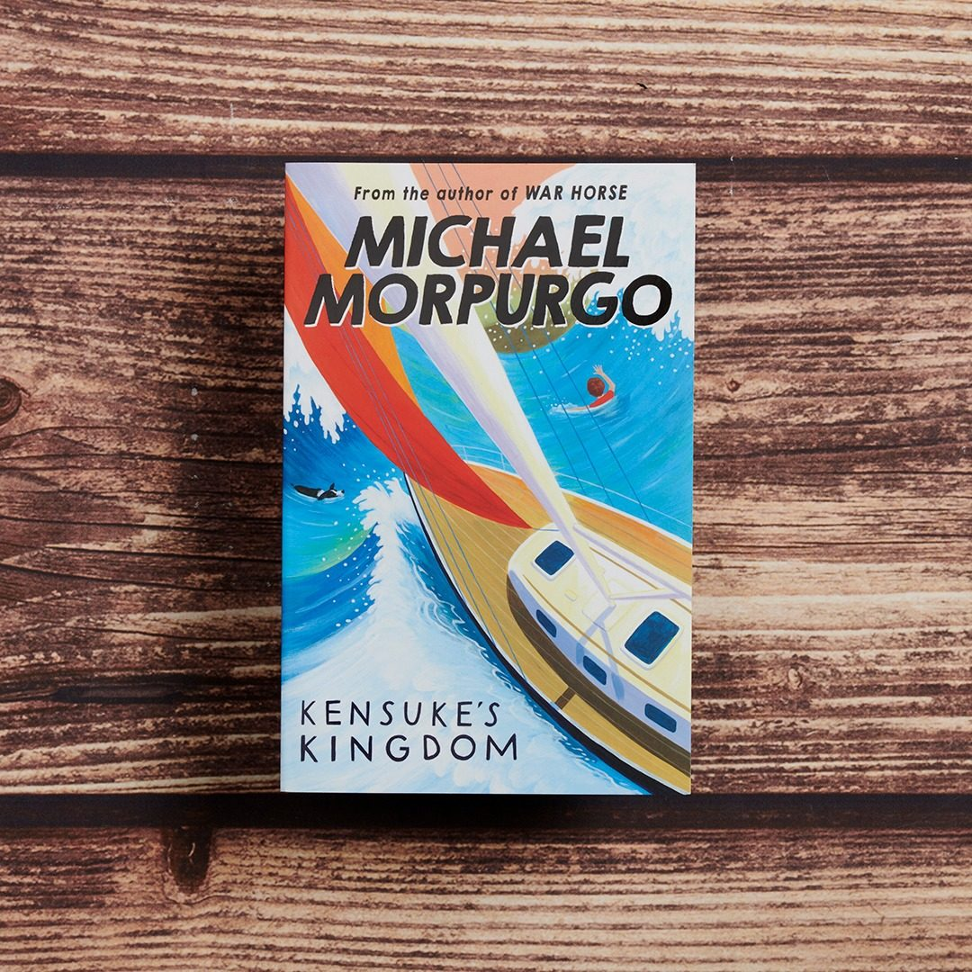 Kensuke's Kingdom by Michael Morpurgo Lifestyle Photography