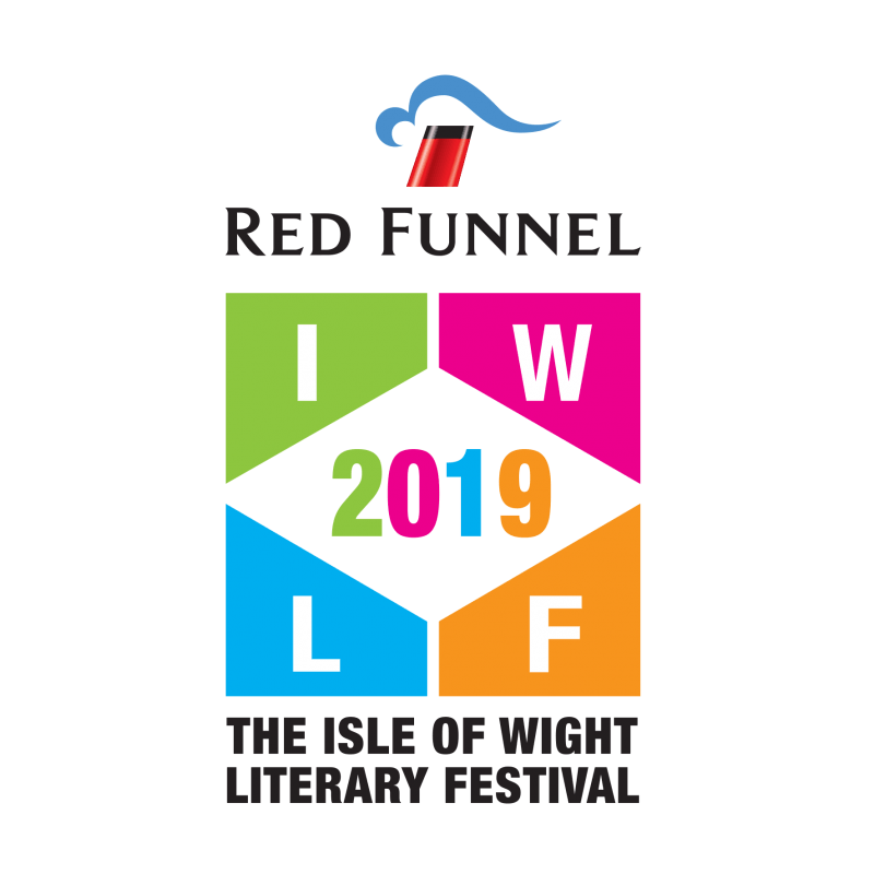 isle of wight literary festival 2019 speakers logo