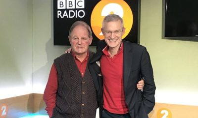 Michael Morpurgo on BBC Radio 2 Podcast with Jeremy Vine