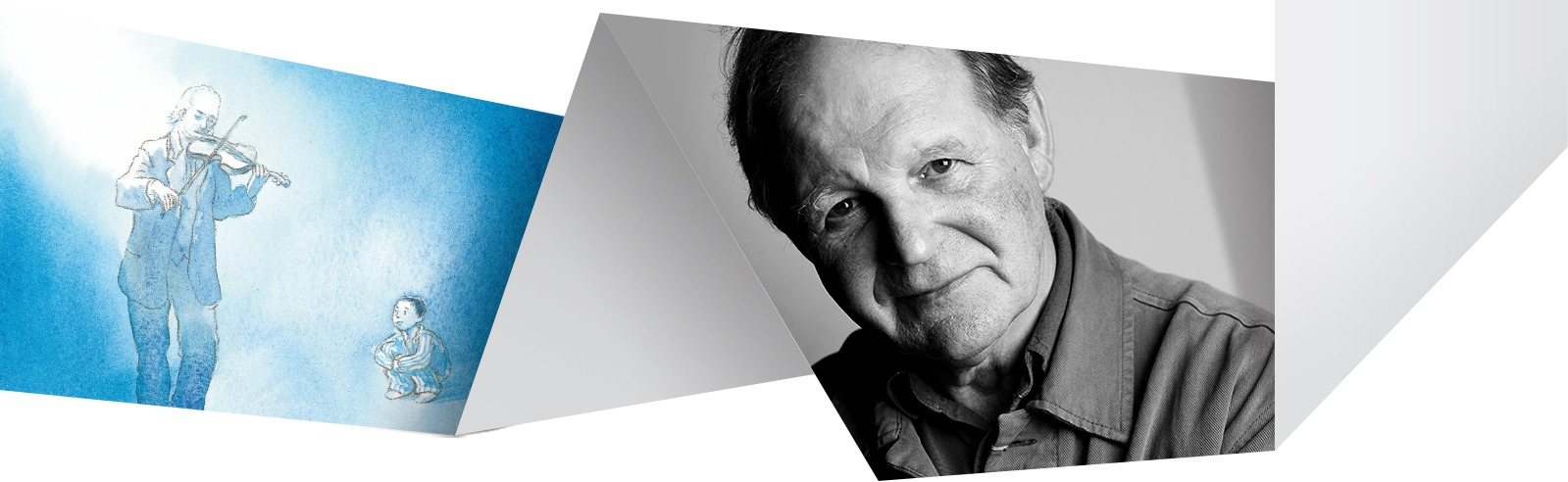 The Mozart Question Event with Michael Morpurgo