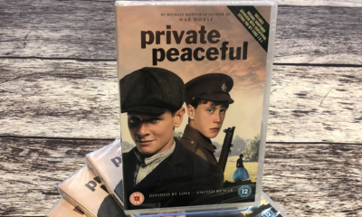 Michael Morpurgo Month: Win 1 of 10 Private Peaceful DVDs for your school!