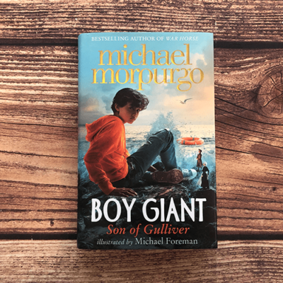 Boy Giant by Michael Morpurgo Teaching Resources