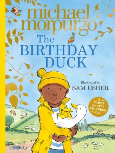 The Birthday Duck -